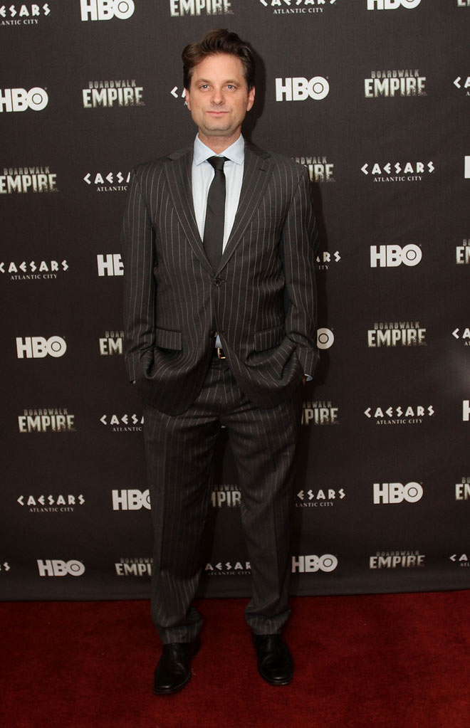 "Shea Whigham attends HBO's ""Boardwalk Empire"" Series Premiere party in AC at Caesars Atlantic City on September 16, 2010, in Atlantic City, New Jersey."