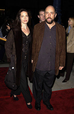 Premiere: Sheila Kelley and Richard Schiff at the Beverly Hills premiere of I Am Sam - 12/3/2001