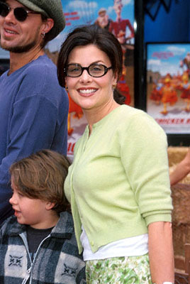 Premiere: Sherilyn Fenn at the Universal City premiere of DreamWorks Pictures? clay animation comedy adventure Chicken Run - 6/17/2000