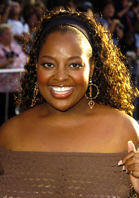 Premiere: Sherri Shepherd at the Hollywood premiere of Touchstone Pictures' Mr. 3000 - 9/8/2004