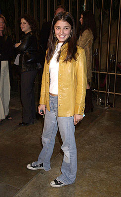 Premiere: Shiri Appleby at the Hollywood premiere of Donnie Darko - 10/22/2001