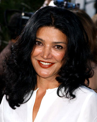 Premiere: Shohreh Aghdashloo at the Beverly Hills premiere of Paramount Pictures' The Manchurian Candidate - 7/19/2004