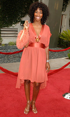 Premiere: Shondrella Avery at the Hollywood premiere of Paramount Classics' Hustle & Flow - 7/20/2005