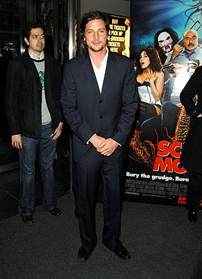 Premiere: Simon Rex at the NY premiere of Dimension's Scary Movie 4 - 4/10/2006