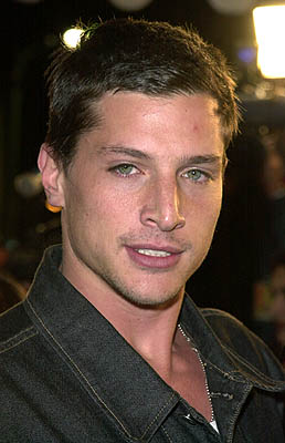 Premiere: Simon Rex at the Mann Village Theater premiere of Columbia's Saving Silverman - 2/7/2001