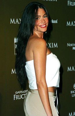 Sofia Vergara Maxim Magazine Party Las Vegas - 6/12/2004