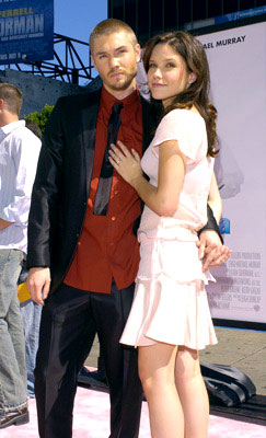 Premiere: Chad Michael Murray and Sophia Bush at the Hollywood premiere of Warner Brothers' A Cinderella Story - 7/10/2004