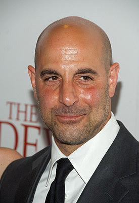 Premiere: Stanley Tucci at the NY premiere of 20th Century Fox's The Devil Wears Prada - 6/19/2006