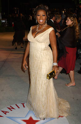 Star Jones 77th Annual Academy Awards - Vanity Fair Party Hollywood, CA - 2/27/05
