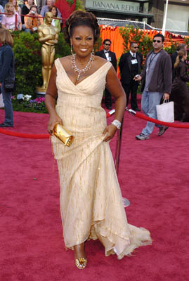 Star Jones 77th Annual Academy Awards - Arrivals Hollywood, CA - 2/27/05