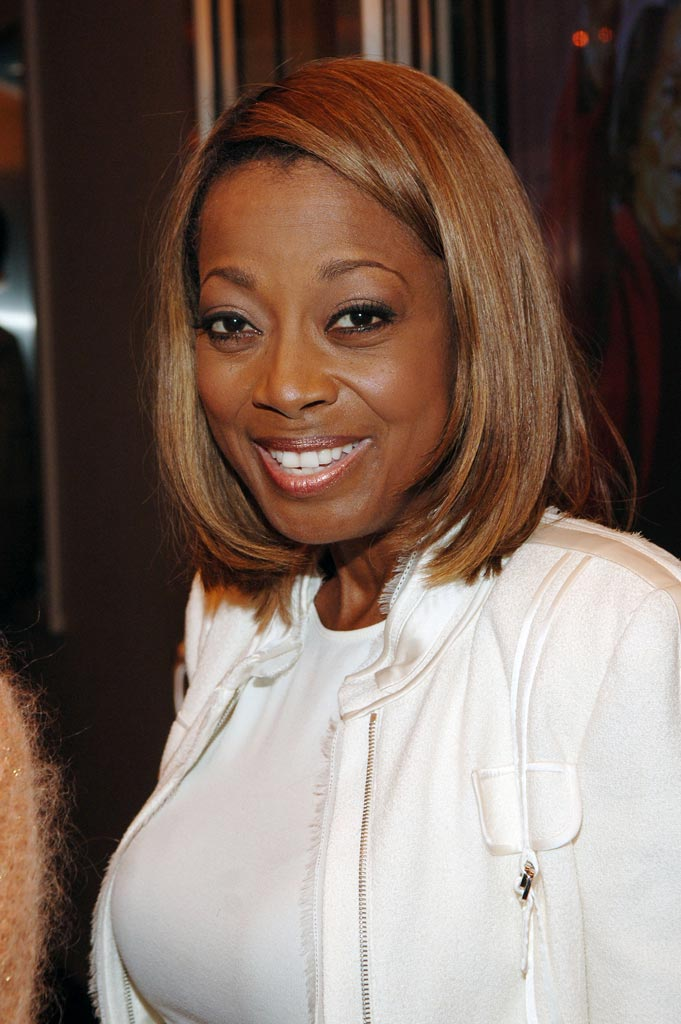 Star Jones Reynolds at the Third Annual Apollo Theater Foundation, Inc. Spring Benefit.