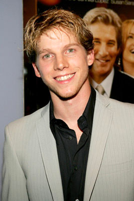 Premiere: Stark Sands at the New York premiere of Miramax Films' Shall We Dance? - 10/5/2004 Photos: Kevin Mazur, WireImage.com