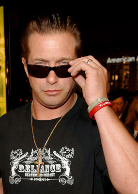 Premiere: Stephen Baldwin at the Hollywood premiere of New Line Cinema's Domino - 10/11/2005