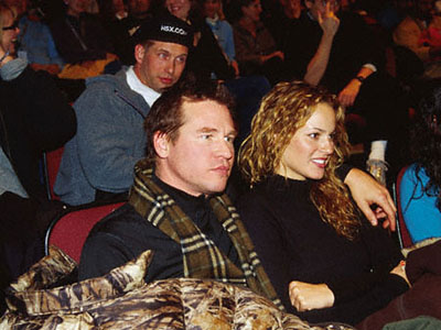 "Premiere: Sundance Film Festival, Janurary 28, 2000 : Stephen Baldwin and Val Kilmer at the ""Boiler Room"" Premiere at the Eccles"