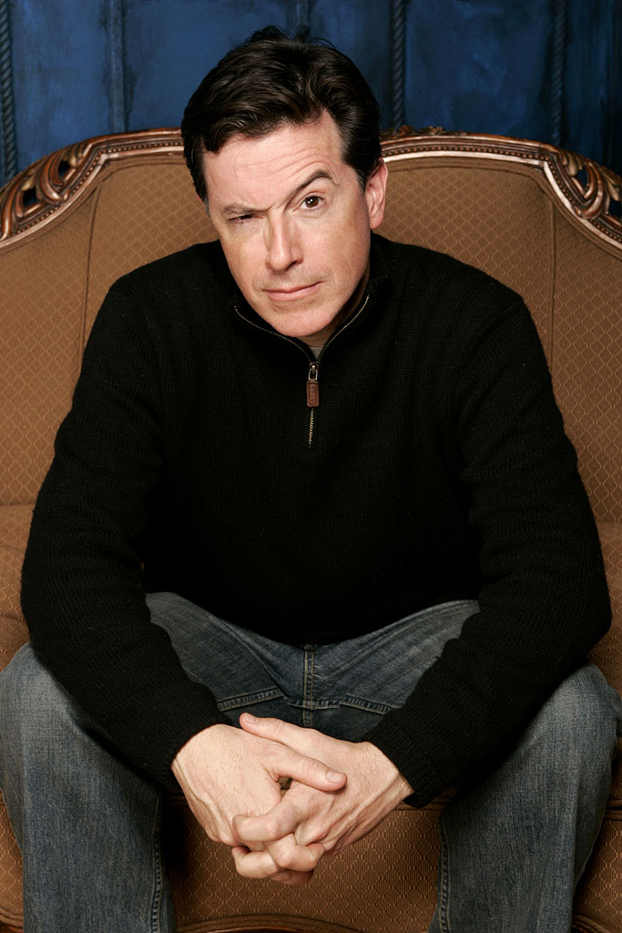 "Stephen Colbert at the 2005 Sundance Film Festival - ""Strangers With Candy"" Portraits. January 24, 2005 Stephen Colbert"