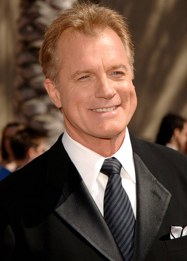 Stephen Collins at the 58th Annual Creative Arts Emmy Awards.