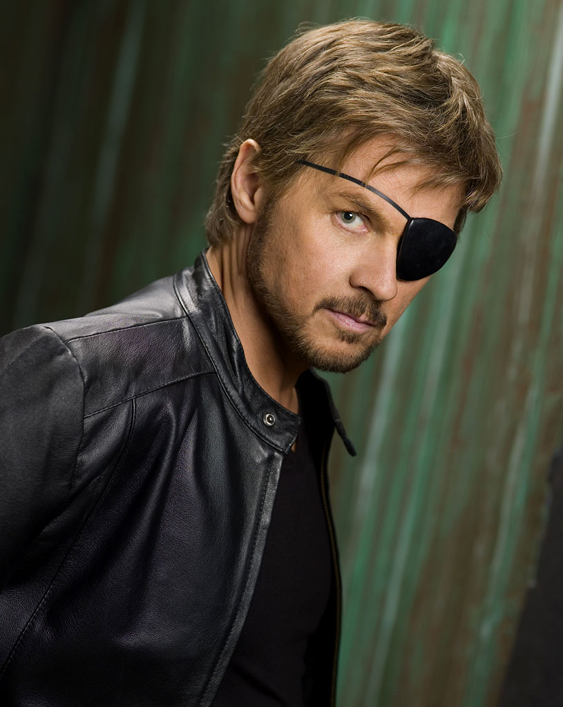Stephen Nichols stars in Days Of Our Lives on NBC.