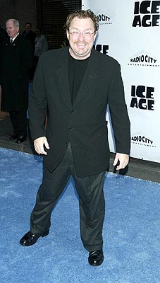 Premiere: Stephen Root at the Radio City Music Hall premiere of Ice Age - 3/10/2002