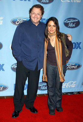King of the Hill's Stephen Root and Pamela Segall Adlon American Idol Top 12 Finalists Party West Hollywood, CA - 3/9/05
