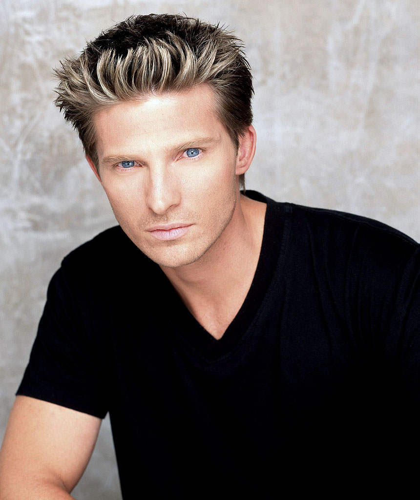 Steve Burton stars as Jason Morgan on the ABC Television Network's General Hospital
