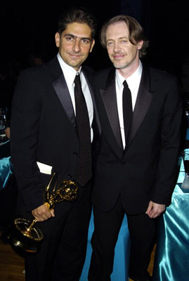 Michael Imperioli and Steve Buscemi The 56th Annual Primetime Emmy Awards - Governors Ball