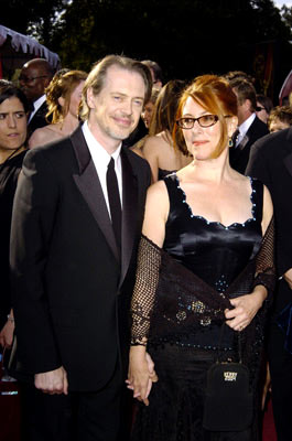 Steve Buscemi and Jo Andres 56th Annual Emmy Awards - 9/19/2004