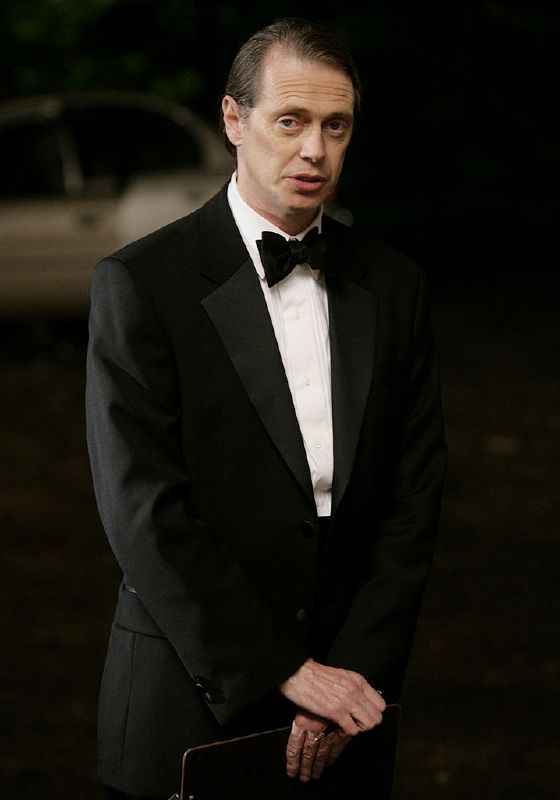 Steve Buscemi stars as Tony Blundetto in The Sopranos on HBO.