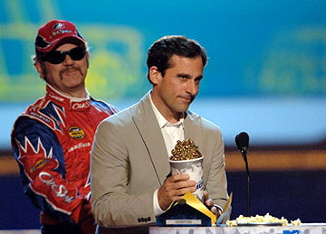 John C. Reilly, Steve Carell MTV Movie Awards - 6/3/2006