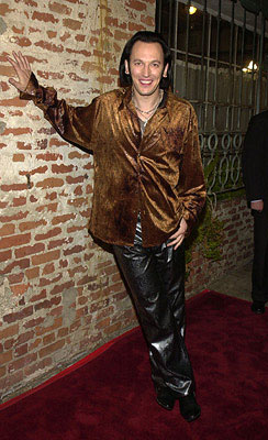 Premiere: Steve Valentine at the LA premiere of Miramax's 40 Days and 40 Nights - 2/20/2002