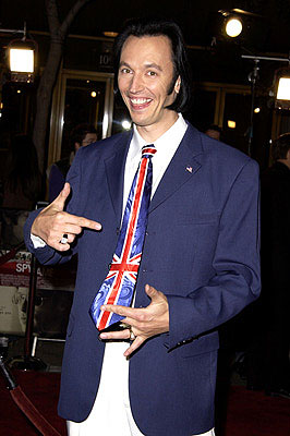 Premiere: Steve Valentine at the Westwood premiere of Spy Game - 11/19/2001