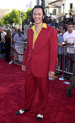 Premiere: Steve Valentine at the Westwood premiere of Universal's The Fast and The Furious - 6/18/2001