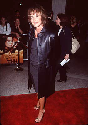 Premiere: Stockard Channing at the Century City premiere of Warner Brothers' Practical Magic - 10/13/1998