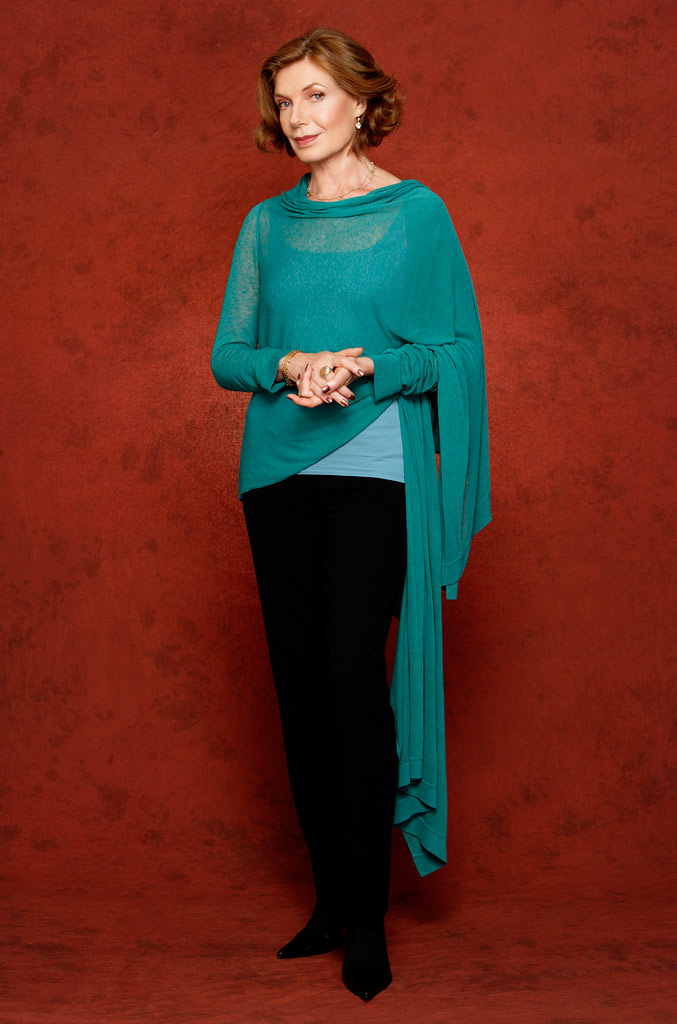 Susan Sullivan stars as Martha in Castle.