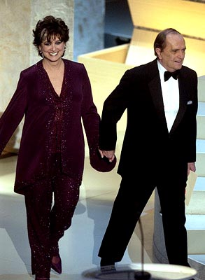 Suzanne Pleshette and Bob Newhart Emmy Awards - 9/22/2002
