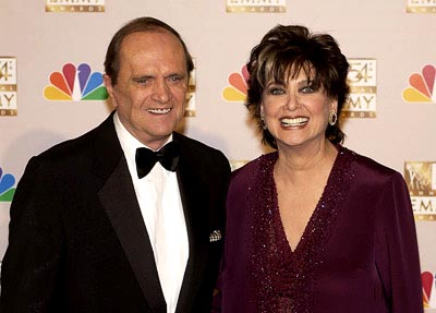 Bob Newhart and Suzanne Pleshette Emmy Awards - 9/22/2002