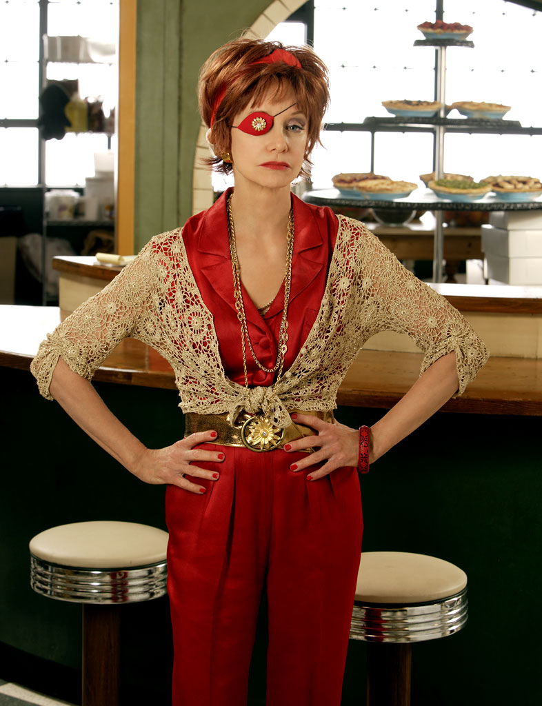 Swoosie Kurtz stars as Lily in Pushing Daisies.