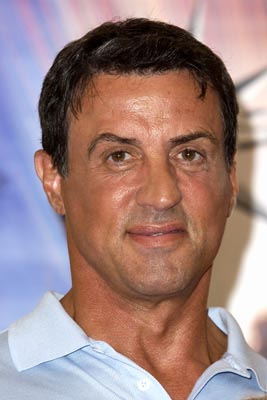 Sylvester Stallone Spy Kids 3-D: Game Over Venice Film Festival - 8/29/2003