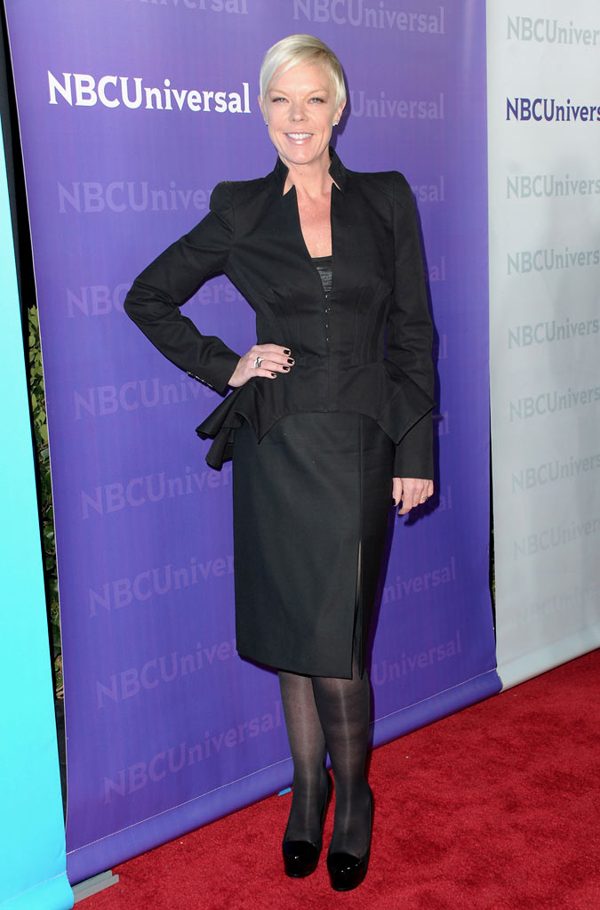 "Tabatha Coffey (""Tabatha Takes Over"") attends the 2012 NBC Universal Winter TCA All-Star Party at The Athenaeum on January 6, 2012 in Pasadena, California."