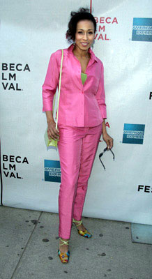 Tamara Tunie Tribeca Film Festival, May 6, 2004