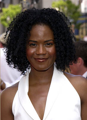 Premiere: Tangi Miller at the LA premiere of 20th Century Fox's Star Wars: Episode II - Attack of the Clones - 5/12/2002