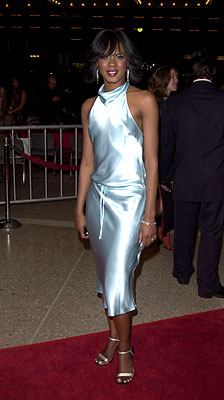 Premiere: Tangi Miller at the Century City premiere of Screen Gems' The Brothers - 3/21/2001