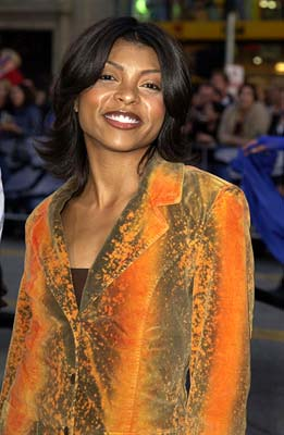 Premiere: Taraji P. Henson at the Hollywood premiere of 20th Century Fox's X2: X-Men United - 4/28/2003