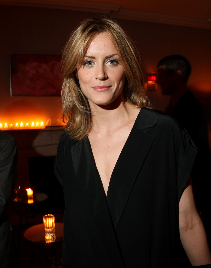 Taylor Schilling attends the celebration of New York Upfronts hosted by Entertainment Weekly and the Gersh Agency at Norwood Club on May 19, 2009 in New York City.