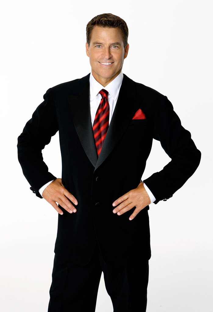 Actor Ted McGinley partners with professional dancer Inna Brayer for Season 7 of Dancing with the Stars.