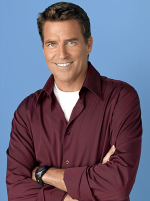 Ted McGinley ABC's Hope & Faith