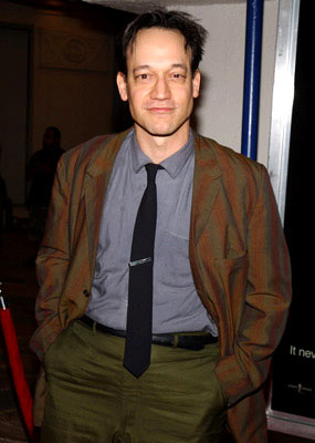 Premiere: Ted Raimi at the Los Angeles premiere of Columbia Pictures' The Grudge - 10/12/04