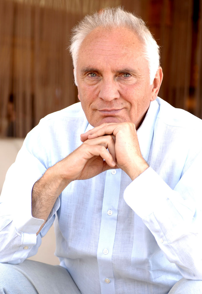 Terence Stamp at the 2005 Cannes Film Festival - Terence Stamp Portraits.