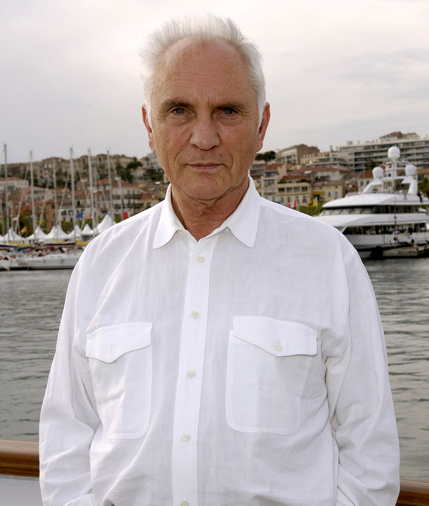 "Terence Stamp at the 2005 Cannes Film Festival - ""These Foolish Things"" Cocktail Party."