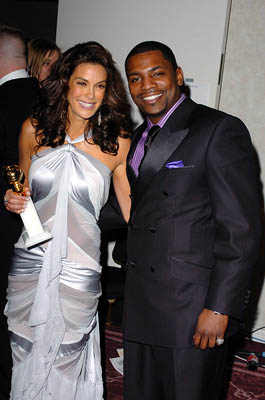 Teri Hatcher and Mekhi Phifer Golden Globe Awards - 1/16/2005