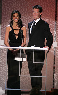 Teri Hatcher and James Denton Screen Actors Guild Awards - 2/5/2005